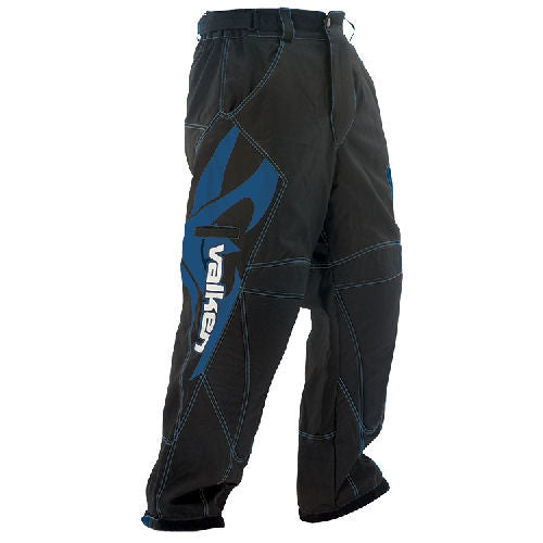 2012 Valken Fate Paintball Pants - Blue