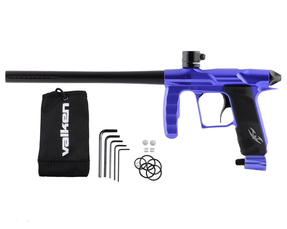 Valken Proton Paintball Gun - Purple/Black