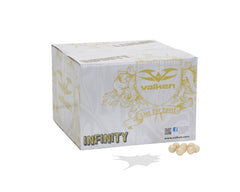 Valken Infinity Paintball Case 1000 Rounds - White Fill