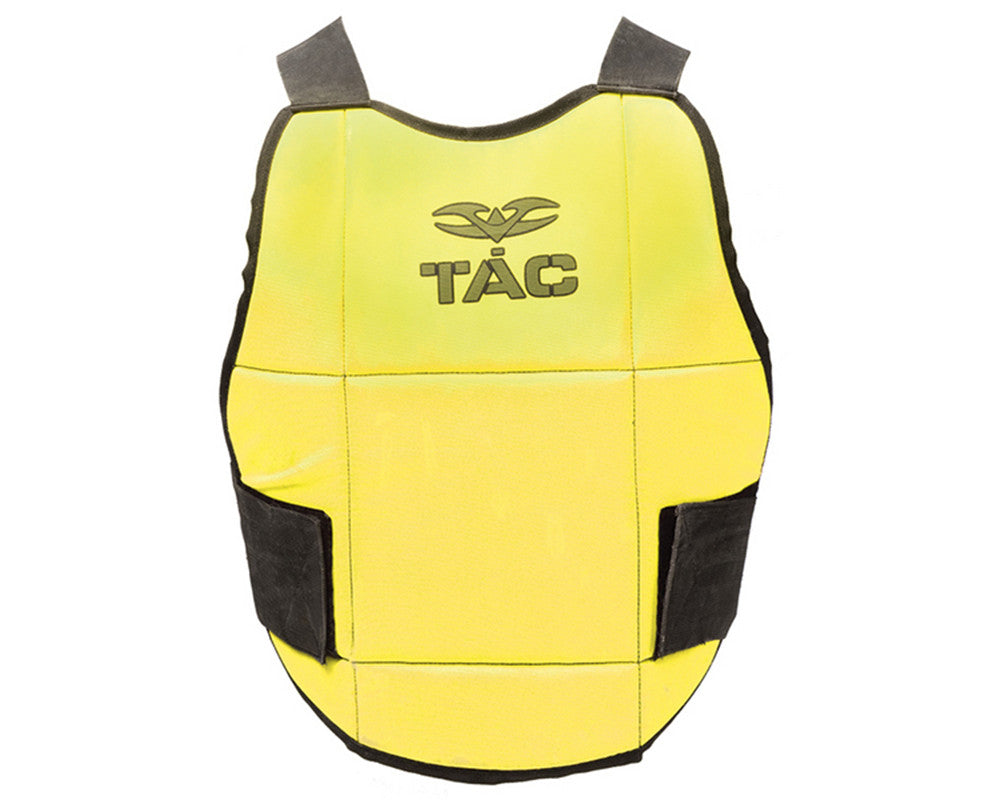 Valken V-Tac Reversible Chest Protector - Neon Yellow/Black