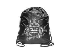 Valken Drawstring Backpack - Black