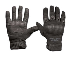 2013 Valken Zulu Full Finger Tactical Paintball Gloves - Black