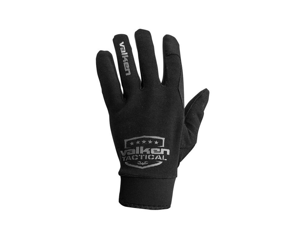 Valken V-Tac Sierra II Paintball Gloves - Black