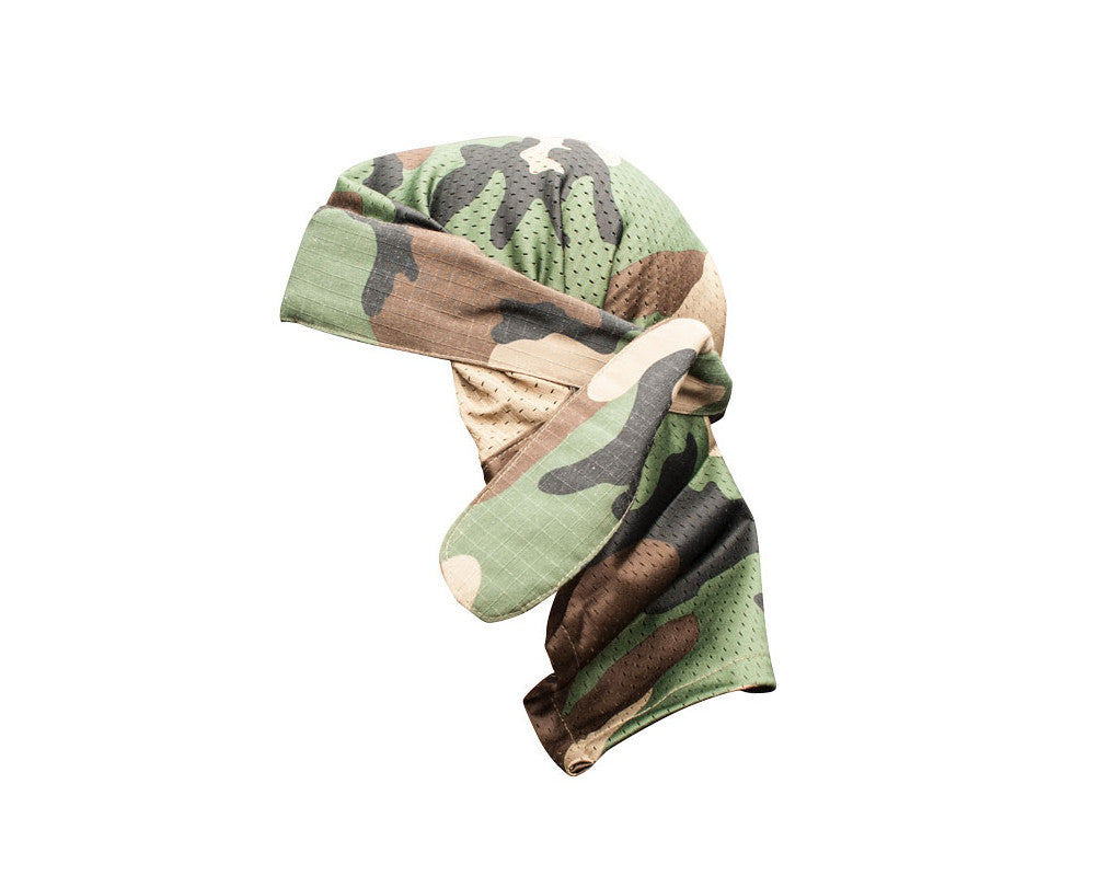 Valken V-Tac Paintball Headwrap - Woodland