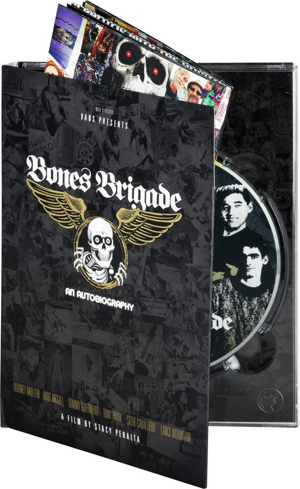 Bones Brigade: An Autobiography Blu-ray DVD and Download - Blu-Ray DVD