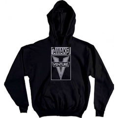 Venture Awake - Black - Mens Sweatshirt
