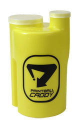 Paintball Caddy 1000 Round Loader - Yellow
