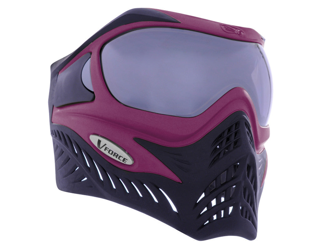 V-Force Grill Paintball Mask - SE Purple/Black