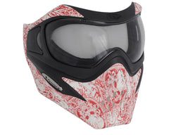 V-Force Grill Paintball Mask - LTD Aces