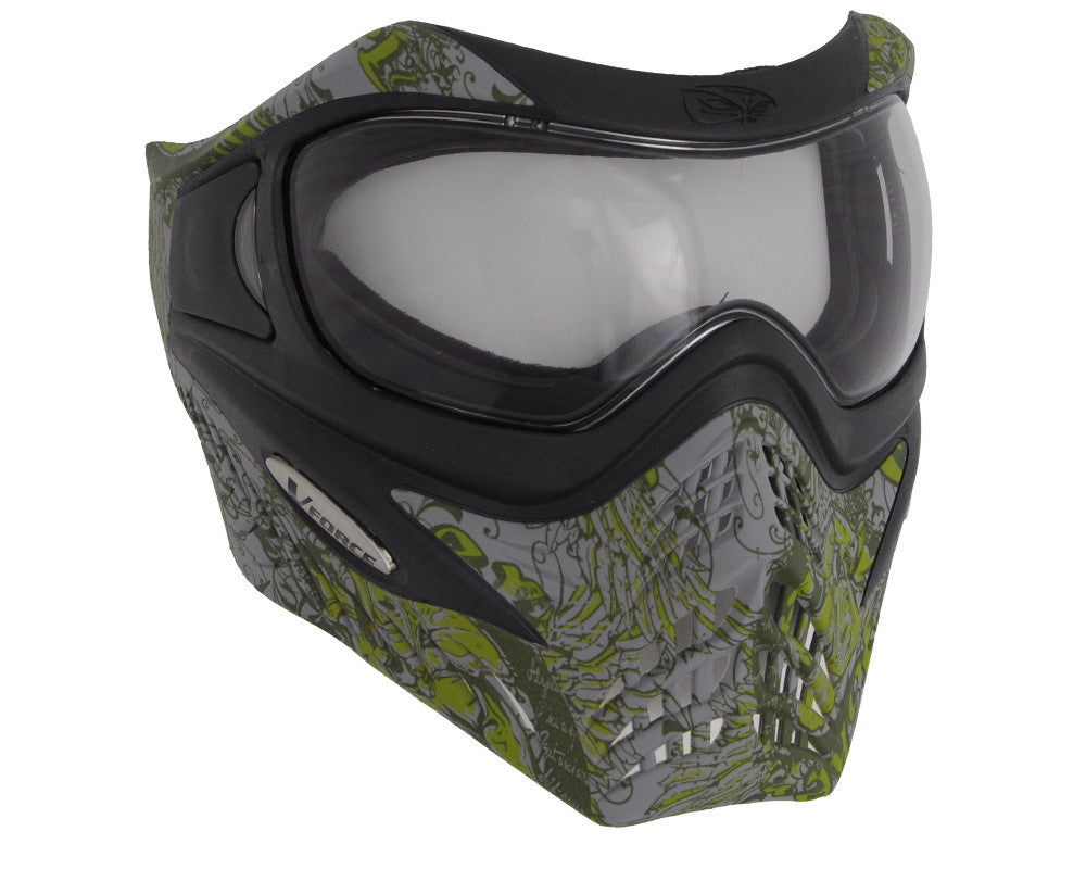 V-Force Grill Paintball Mask - LTD Joker