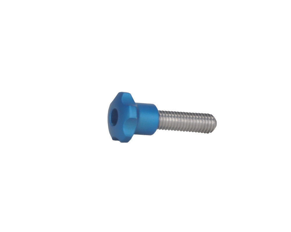 Violent Series Thumbwheel for Eclipse/09 Impulse Clamping Feednecks - Dust Blue