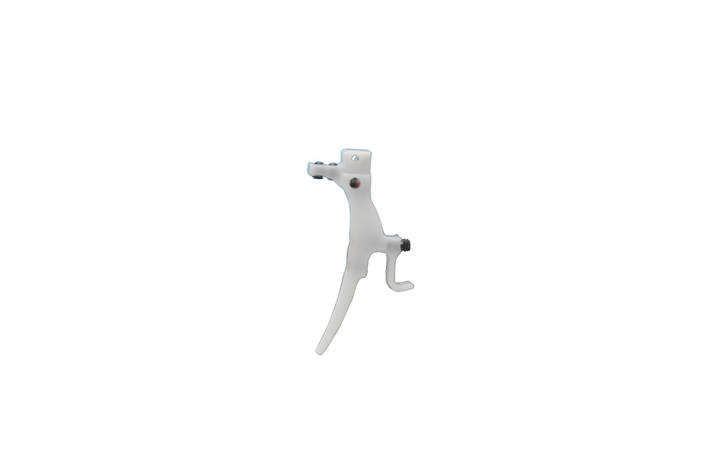Violent Series - EGO 11/Geo 3 Blade Trigger - White