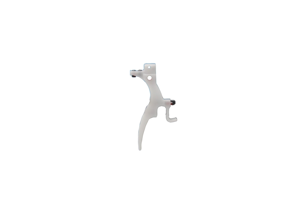 Violent Series - EGO 11/Geo 3 Scythe Trigger - White