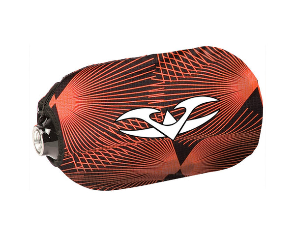 2013 Valken Redemption Tank Cover - Orange Slash