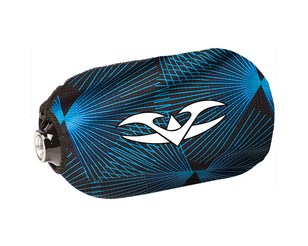 2013 Valken Redemption Tank Cover - Blue Slash