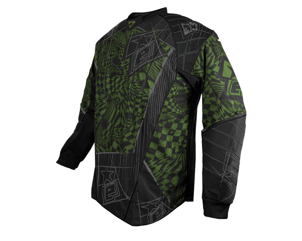 Planet Eclipse Distortion Elusion Paintball Jersey - X-Over