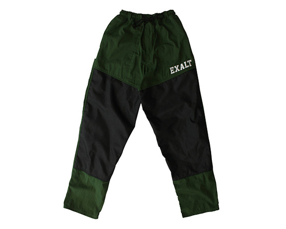 Exalt Throwback Paintball Pants - Olive