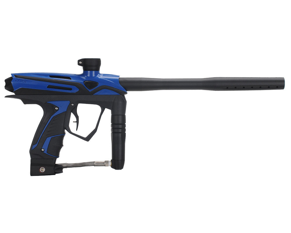 GoG eXTCy Paintball Gun w/ Blackheart Board - Razor Blue