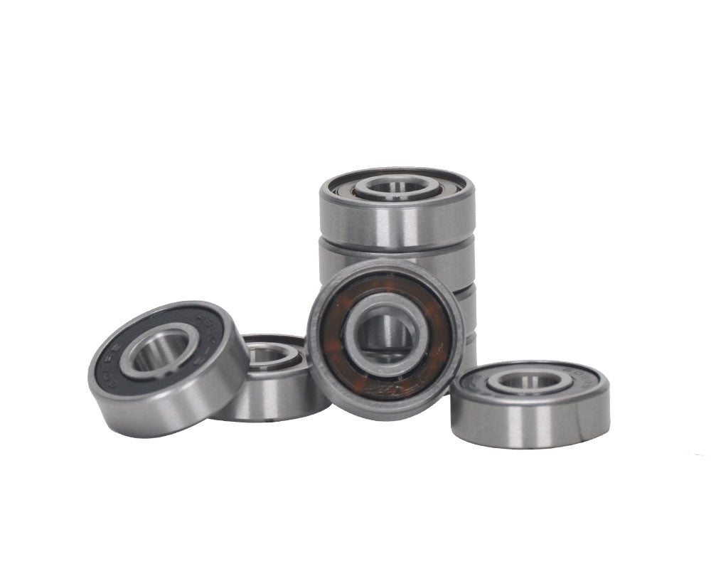 Action Village R12 - Abec 7 - Skateboard Bearings (8 PC)