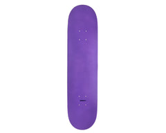Action Village - Purple Blank Deck - 7.5 - Skateboard Deck