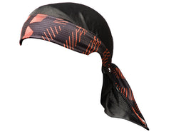 2013 Valken Redemption Paintball Headwrap - Orange Slash