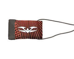 2013 Valken Redemption Barrel Cover - Orange Slash