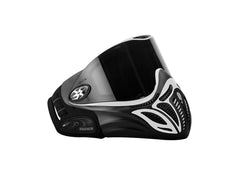 2009 Empire E-Vents Paintball Mask - White