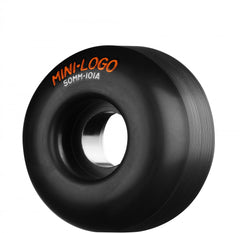 Mini Logo C-Cut - Black - 50mm 101a - Skateboard Wheels (Set of 4)