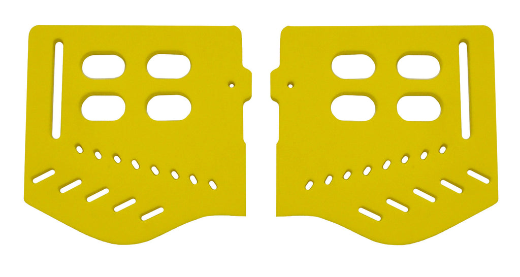 JT Replacement Soft Ears Left & Right - Yellow