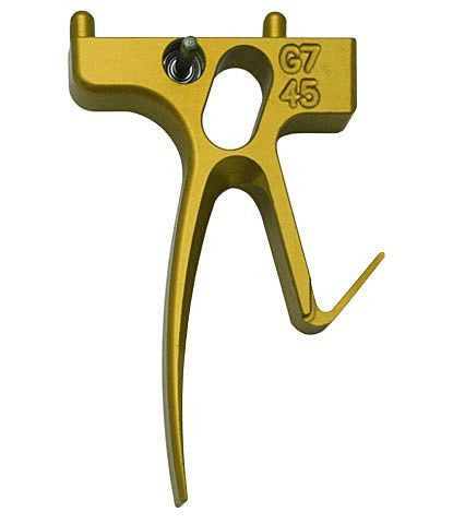 Custom Products CP Angel G7 45 Trigger - Yellow