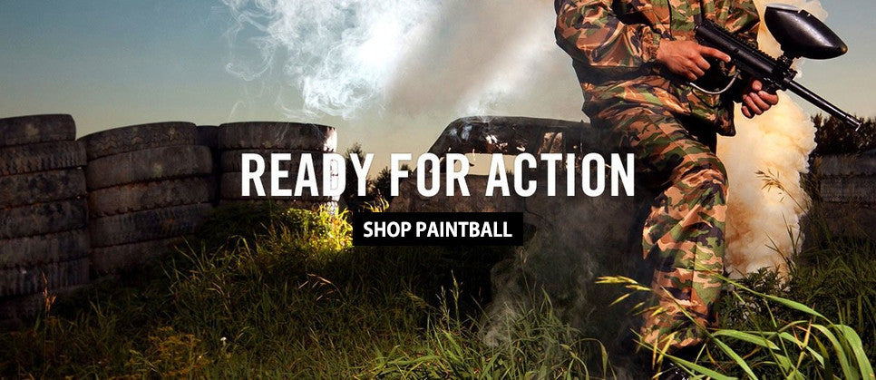 Shop Paintball