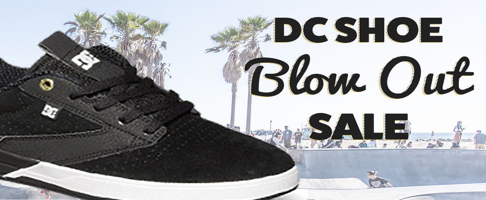Super Cheap DC Shoes on Sale