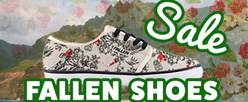 Super Cheap Fallen Shoes on Sale