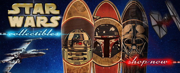Star Wars Decks on Sale