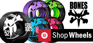 Sale on Bones Wheels