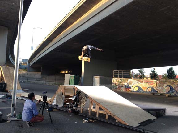 blue cross and oc ramps