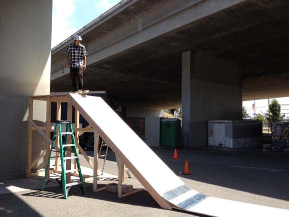 drop in ramp with oc ramps