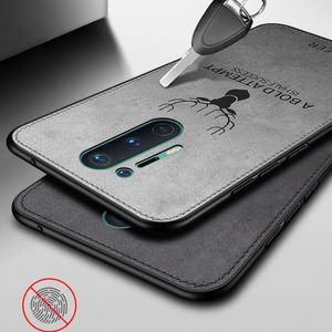 One Plus 8 Pro Deer Pattern Inspirational Soft Case