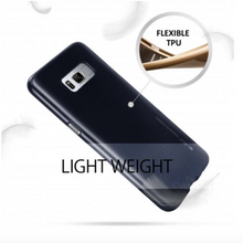 Load image into Gallery viewer, Galaxy S8 Soft Silicone Hybrid Shockproof Case