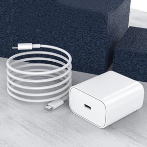 iPhone USB Type-C Power Adapter with Lightning Cable