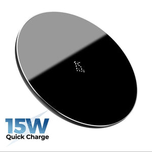 Baseus ® 15W Wireless Charger (Updated Version)