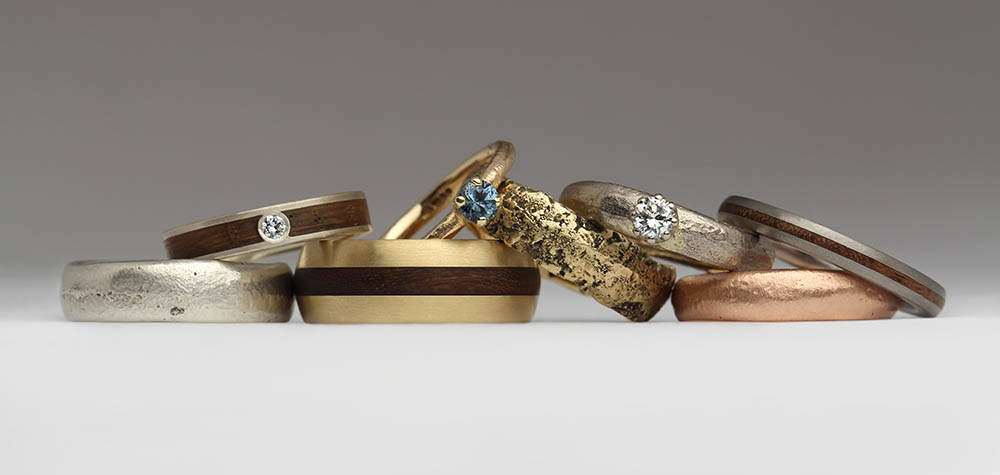 how to choose a wedding ring from home