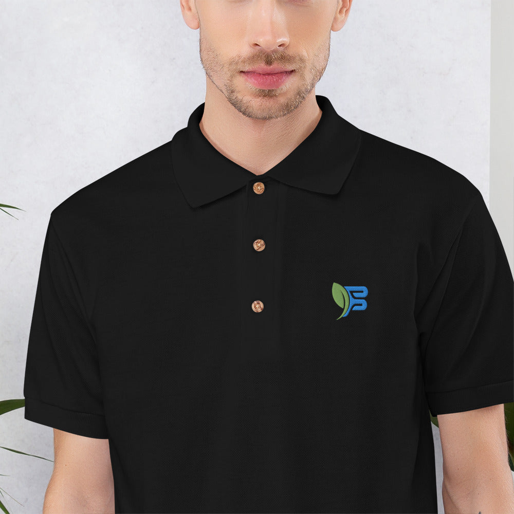 FRED Energy Embroidered Polo Shirt