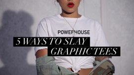 5 Ways To Slay Your Graphic Tees
