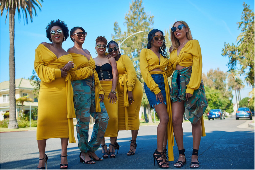 Melanin Movement LA: Black Girl Magic + LA Style