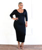 Rian Bodycon Maxi