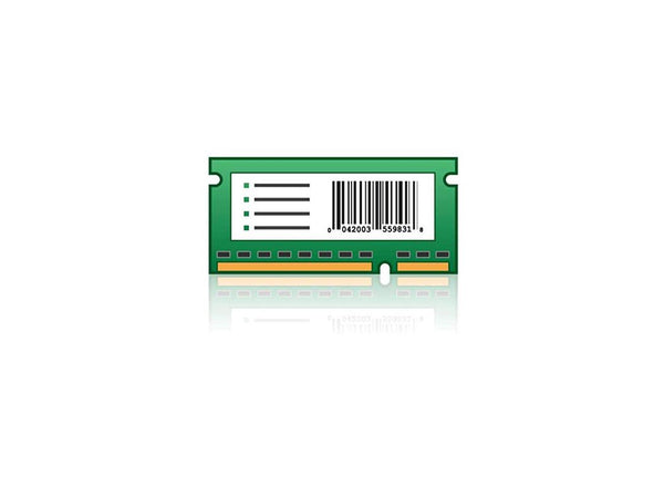 Lexmark 38C5054 CX510 XC2132 Forms and Bar Code Card