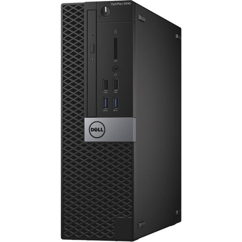 Dell OptiPlex 5050 SFF Desktop i5 3.4 GHz 8GB RAM 500GB Windows 10 Pro H002V