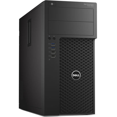 Dell Precision Mini Tower 3620 i7-7000K 16GB Ram 512GB SSD Windows 10 Pro 2FJVC