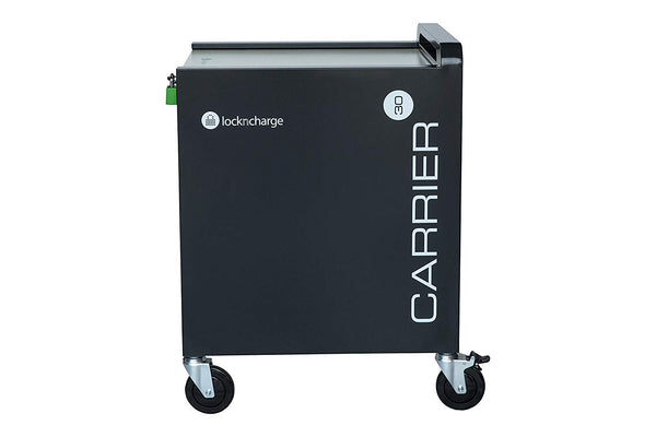 LocknCharge Carrier 30 Cart MK5 charge only 30 tablets /Laptops lockable 10135